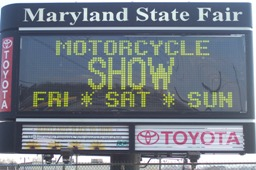 2008 Mid Atlantic Motorcycle Show