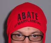 ABATE of Maryland beanie