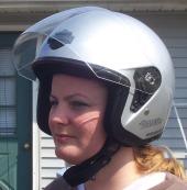 Diana's Jet II Helmet