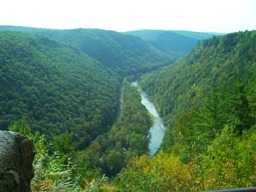 The Little Grand Canyon of Pennsylvania