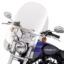 Dyna Windshield