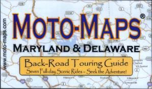 Moto-Maps Delaware