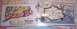 Moto-Maps Rhode Island Loop