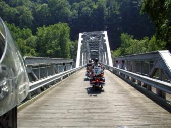 Old Fayette Bridge