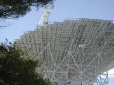 Giant Greenbank Radio Telescope