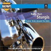 Sturgis Rally Map