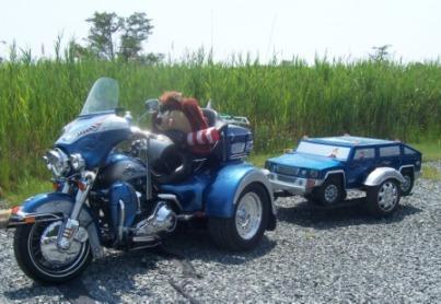 Taz's Trike