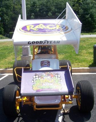RAACE Sprint Car