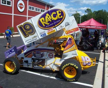 RAACE Race Car