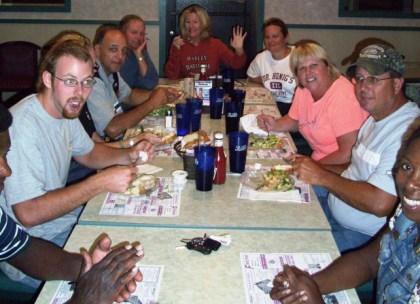 Al's Dinner Riders