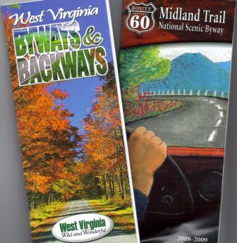 West Virginia Byways Brochures