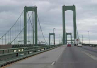 Leaving Delaware