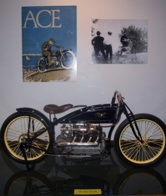 ACE Motorcycles of Philadelphia Pennsylvania