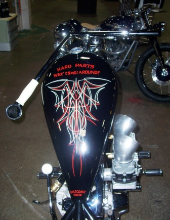 Cool CFL Chopper