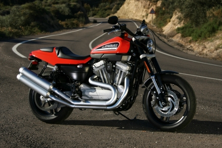 Road Captain Usa New Harley Davidson 2009 Xr1200 Has Been Released