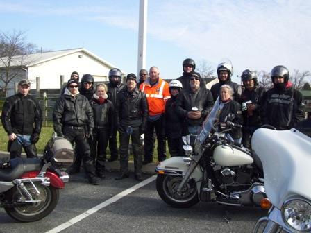 2008 FSH Christmas Day Riders
