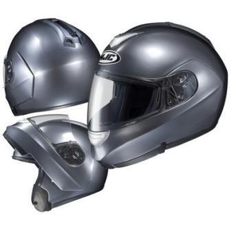 hjc modular helmet anthracite