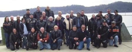 FSH March 2009 Dinner Ride Susky River Grill