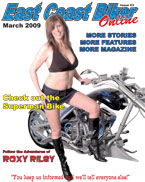 March 2009 East Coast biker Magazine
