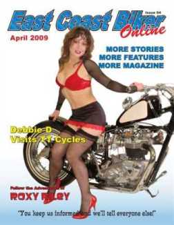 May 2009 East Coast Biker Online
