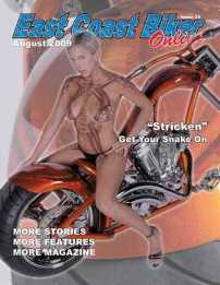August 2009 East Coast Biker Online