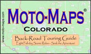 Colorado Moto-Map