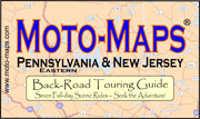 eastern pennsylvania and new jersey inside moto map