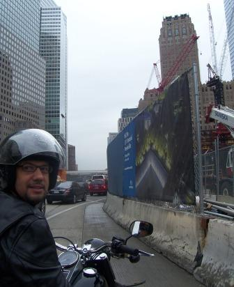 jay at Ground Zero