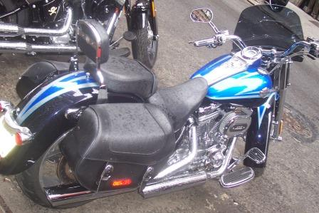 CVO Softail Convertable