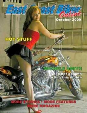 October East Coast Biker Online 2009
