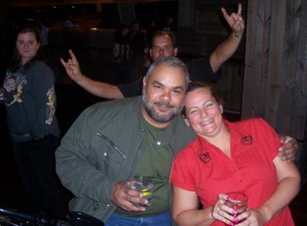 Jose and Diana