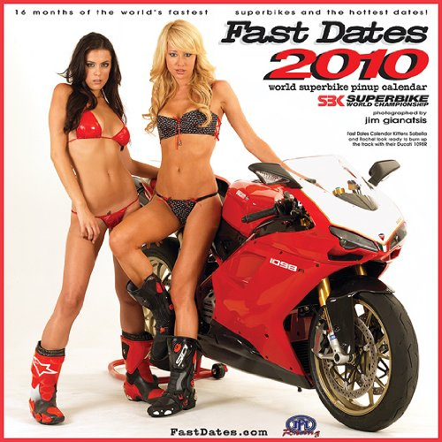 2010 Fast Dates Calendar