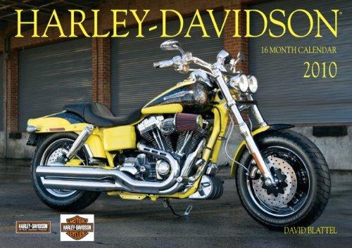 harley-Davidson 2010 Calendar