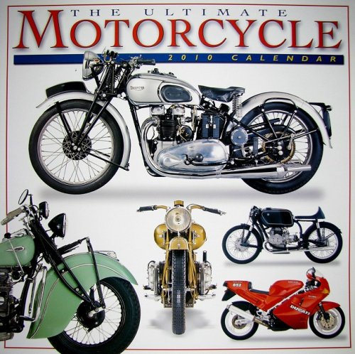 2010 Ultimate Motorcycle Calendar