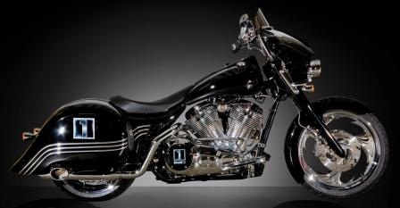 OCC Mobile Oil Bike