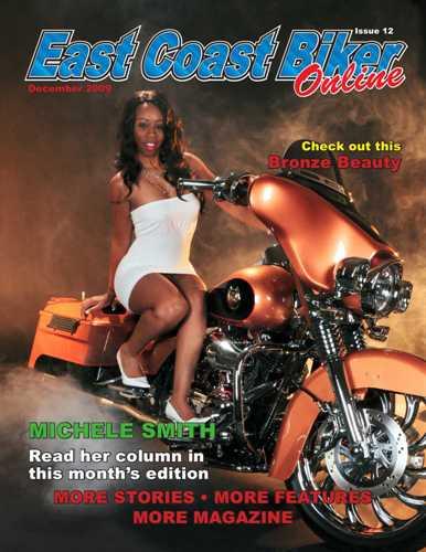 december 2009 east coast biker online