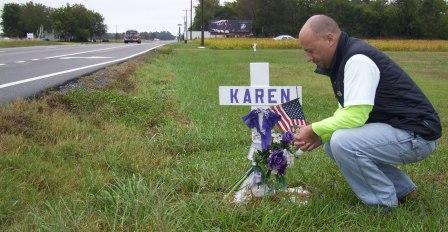 Jay Visiting Karen