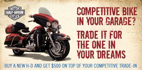 competitive bike program