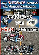 Ride Like A Pro Surviving The Mean Streets