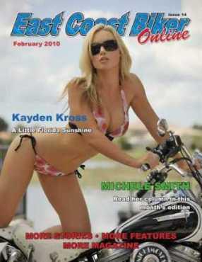 February 2010 east coast biker