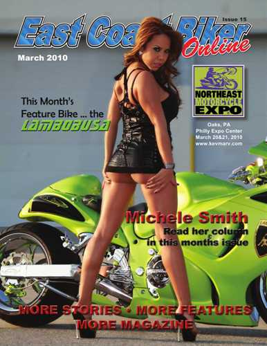 March 2010 East Coast Biker Online