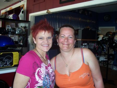 Diana and Tami