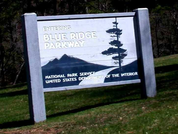 Welcome To The Blue Ridge Parkway