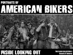 black and white pictures of american bikers