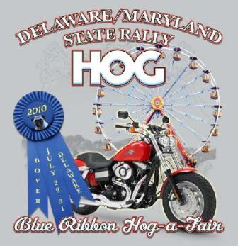 DE MD 2010 State HOG Rally