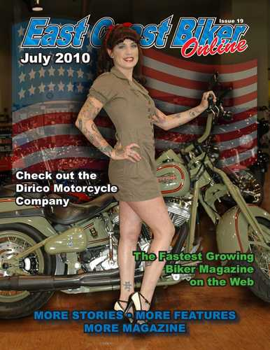 July 2010 East Coast Biker Online