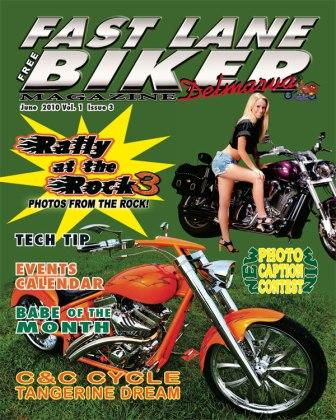 Fast Lane Biker July 2010