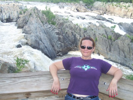 Diana at Great Falls