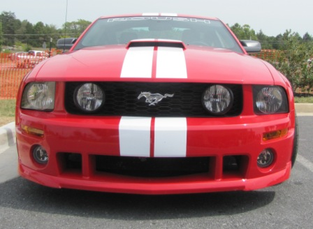 Roush Mustang Front Grill