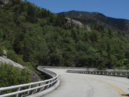 crossing linn cove viaduct